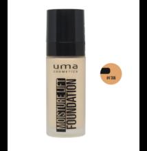 UMA COSMETICS -  Moisture  Lift  Foundation  - Folyékony alapozó - 25 ml - TAN