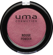 UMA COSMETICS  -  Rouge powder  - Arcpirosító -  BEAUTIFUL BURGUNDY