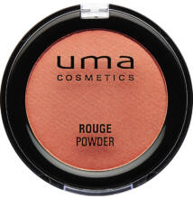 UMA COSMETICS -  Rouge Powder - Arcpirosító - CHIC CORAL