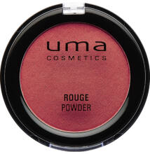 UMA COSMETICS -  Rouge  Powder - Arcpirosító -   RICH RED
