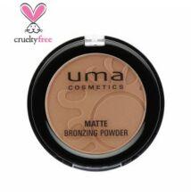 UMA COSMETICS - Bronzing  powder matte  -  Matt bronzosító  - MATTE SUNRISE
