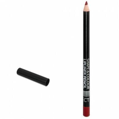 Affect Cosmetics - Shape& Colour Lipliner Pencil - Szájkontúrceruza 1,2 g Bordo