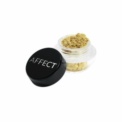 Affect Cosmetics - Charmy Pigment Loose Eyeshadow - Pigment por 2 g Gold Flash