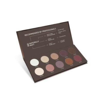 Affect Cosmetics - Naturally Matt Eyeshadow Palette - Naturally Matt szemhéjpúder paletta 10*2g