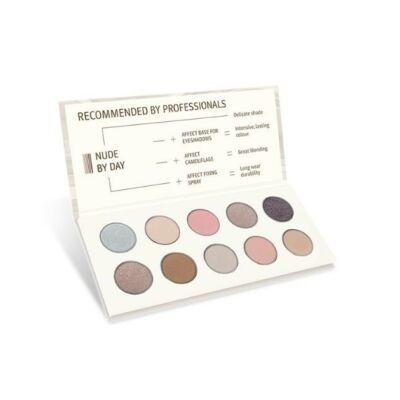 Affect Cosmetics - Nude by Day Paletta - Nude by Day szemhéjpúder paletta  10 * 2 g