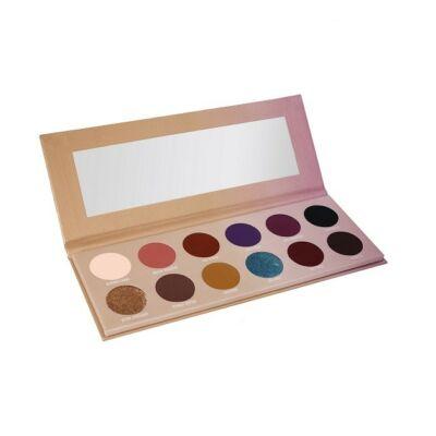 Affect Cosmetics - In the Spotlight Eyeshadow Palette -  Szemhéj árnyaló paletta 12 * 2 g