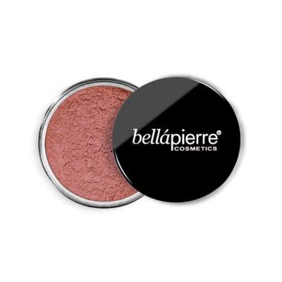 Bellápierre Cosmetics  -  Loose Mineral Blush -  Ásványi arcpirosító - Suede - 4 g