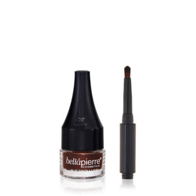 Bellápierre Cosmetics  - Stay Put Brow Gel - Chestnut