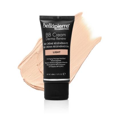 Bellápierre Cosmetics  - Derma Renew BB krém SPF 15 ( Beauty Balm Cream ) -  Light