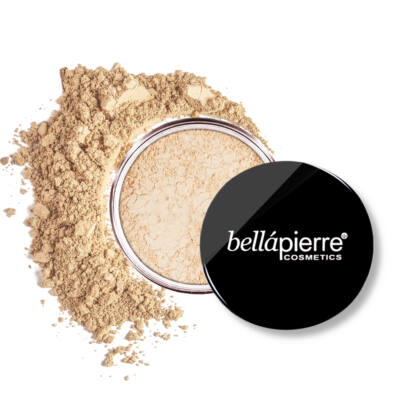 Bellapierre Cosmetics  - Loose Mineral Foundation 9 g - Mineral alapozópor SPF 15 - 9 g - IVORY