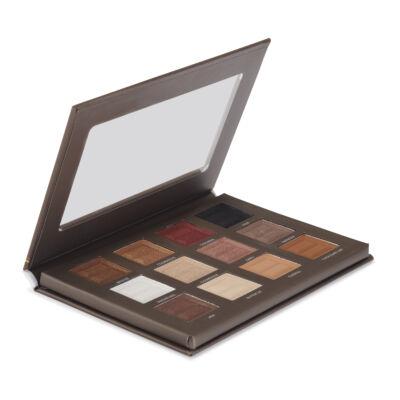 Bellápierre Cosmetic  -  12 Color Pro Natural Eye Palette - Szemhéjárnyaló paletta
