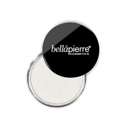 Bellápierre Cosmetics  - Shimmer powder -  Ásványi szemhéjpúder -Snowflake - 2.35 g