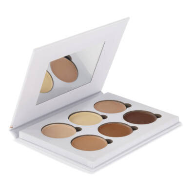 Bellápierre Cosmetics  - Contour & Highlight Cream Palette