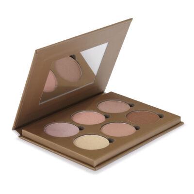 Bellápierre Cosmetics  -  Glowing Palette