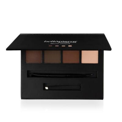 Bellápierre Cosmetics  - Brow Palette - Szemöldök árnyaló paletta