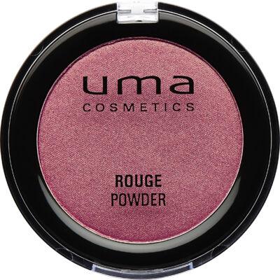 UMA COSMETICS  -  Rouge powder  - Arcpirosító -  BEAUTIFUL BURGUNDY