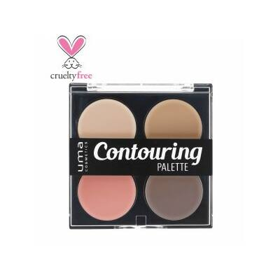 UMA COSMETICS  - Contouring  paletta - Kontúr paletta