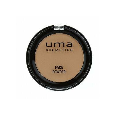 UMA COSMETICS - FACE POWDER- Arcpúder - dark