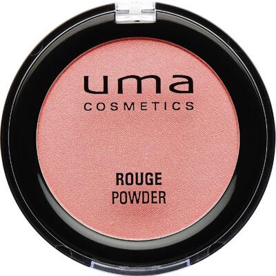 UMA COSMETICS -  Rouge  Powder - PEACHY PLEASURE