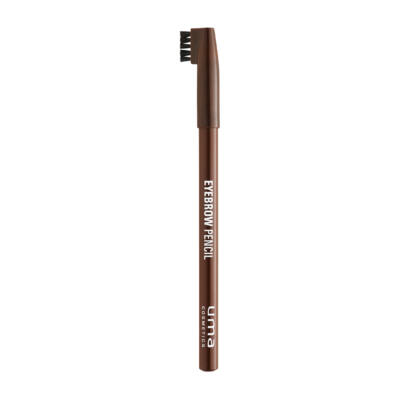 UMA COSMETICS -  Eyebrow Pencil  - Szemöldök ceruza  - BARNA