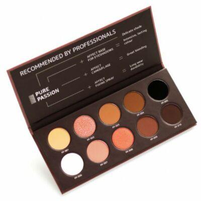 Affect Cosmetics - Pure Passion Eyeshadow Palette - Pure Passion szemhéjpúder paletta 10*2g
